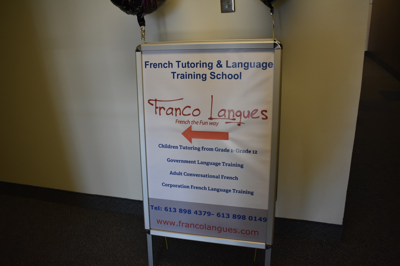 Francolangues Office